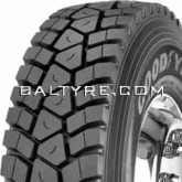Rehvid GOOD YEAR 315/80 R 22,5 MSD II GOODYEAR